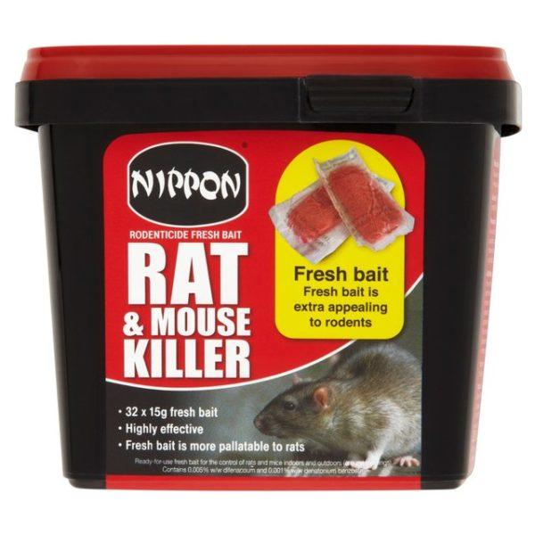 Современный крысиный яд