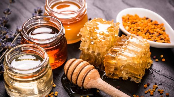 Мёд полезен