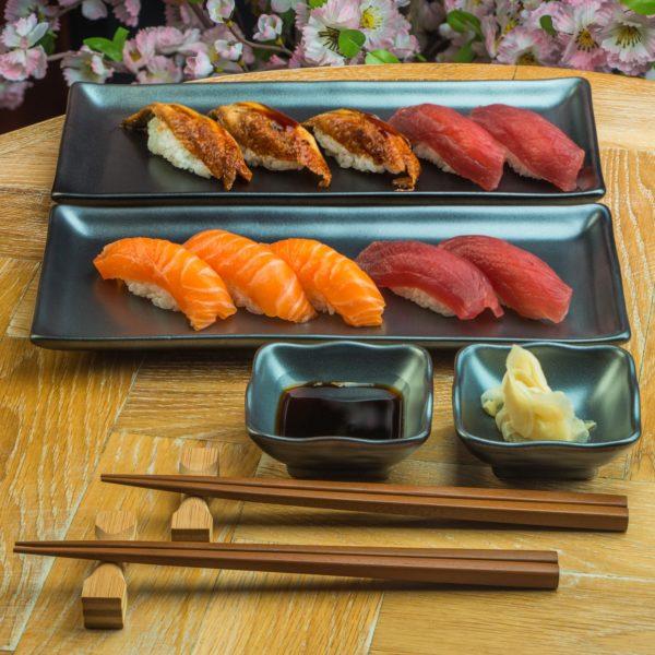 Блюдо суши