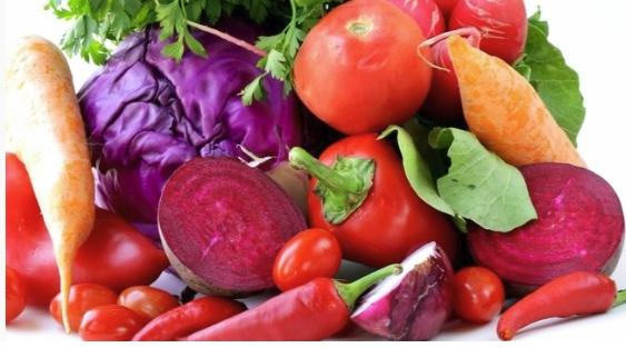 Свёкла и прочие овощи