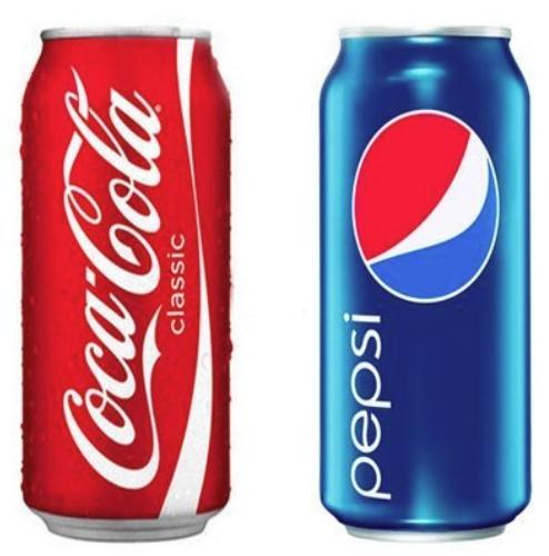 Кока-кола против Пепси-колы