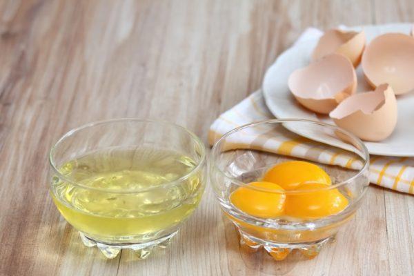 Коктейль из сырых яиц