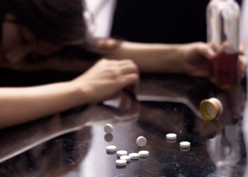 Таблетки и алкоголь опасны