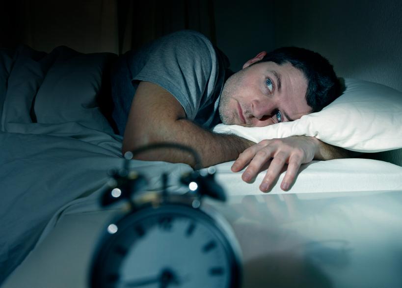 После запоя бессонница: как заснуть после употребления алкоголя