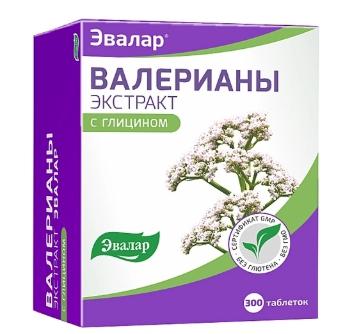 Препарат валерианы