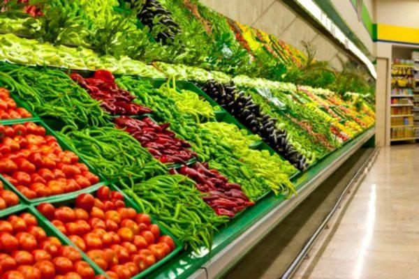 Хранение овощей в магазине