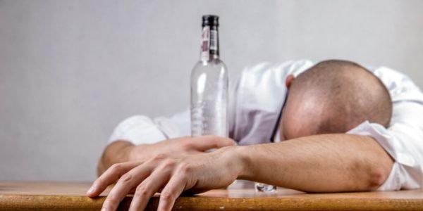 Алкогольная зависимость человека