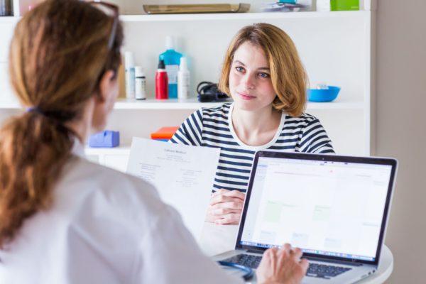 Назначение терапии педиатром